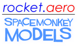 Visit Rocket.aero and Spacemonkey Models